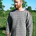 Estonian Kihnu Troi Sweater pattern
