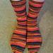 Eye Socks pattern