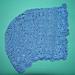 Seeing Shells Vintage Bonnet pattern