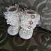 Loopy Baby Boots pattern