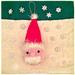 Santa Claus Christmas Decoration / Squishy Santa pattern