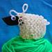 Square Sheep pattern