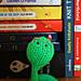 Blinkin' Bookworm pattern