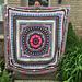 Lydia's Lovely Mandala Afghan pattern