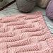 Anemone Dishcloth pattern