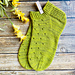 The Willow Socks pattern