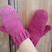 Everly Mittens pattern