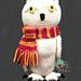 Owl Familiar pattern