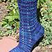 Noura Socks pattern