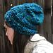 In the Blink of an Eye Hat pattern