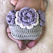Bouquet of Flowers Baby Set pattern
