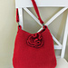Mia Rose Felted Tote pattern