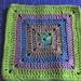 Never Ending Blanket Square pattern