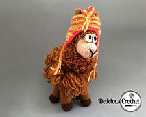 Amamani Puzzle Ball Llama