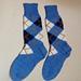 Albus Argyle Socks pattern
