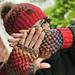 Phoebe Fingerless Gloves pattern