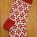 Endless Roses Christmas Stocking pattern