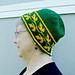 Leaf Cuff Hat pattern