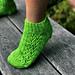 Frogstomp Socks pattern