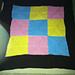 Crisscross Crib Blanket pattern