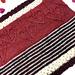 Heartstrings Cowl pattern