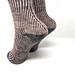 Ya Basic Brioche Socks pattern