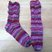 Lavalantula Socks pattern