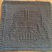 Darth Vader Dishcloth pattern