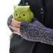 Owl in the Thicket Mitts pattern