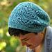 Lacy Screech Owls Hat pattern