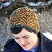 Deco Fans Hat pattern