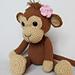 Sweet Monkey Julie pattern
