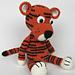 Little Tiger Tomy pattern