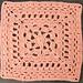 Heat Wave 12 inch square pattern