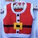 Lulsley Vest Top pattern