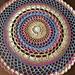 Irish Lattice Mandala pattern