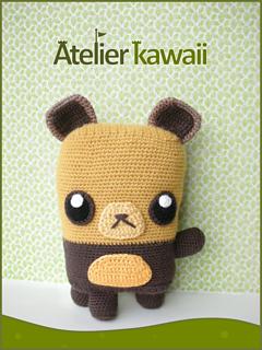 Cuddly teddy bear crochet. Bear in crochet. Amigurumi bear. teddy ... | 320x240
