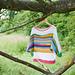 Stash to Treasure Batwing Sweater pattern