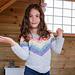 Cheeky Rainbows Sweater pattern
