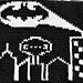GAL 26: Batman pattern