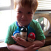 Super Mario Mushroom Knitted Toy pattern