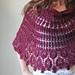 Nandina Shawl pattern