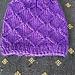 Purple Haze Hat And Cowl Set pattern