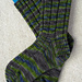 Simple Skyp Socks pattern