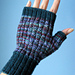 Skyp Rib Mitts pattern