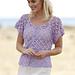 162-14 Shy Violet Cardigan pattern
