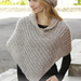 157-14 Tender Moments Poncho pattern