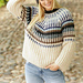 207-26 a Urban Autumn Sweater pattern