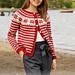 205-21 Candy Cane Lane Jacket pattern