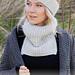214-44 a Winter Companions, Headband pattern